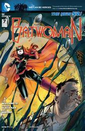 Batwoman (2011-) #7