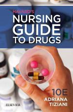 Havard's Nursing Guide to Drugs - Mobile optimised site