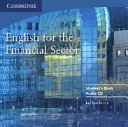 English for the financial sector. Student's book audio-CD