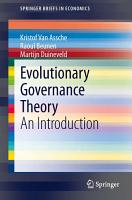 Evolutionary Governance Theory PDF