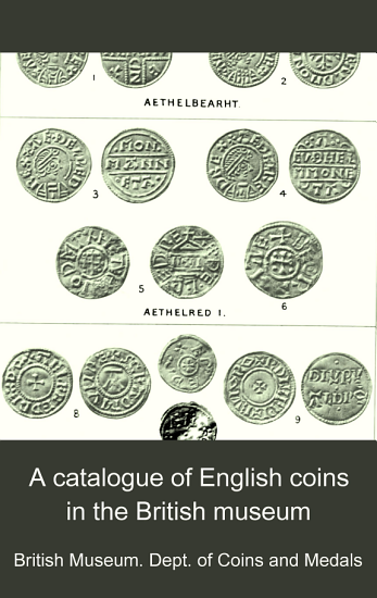 A Catalogue of English Coins in the British Museum PDF