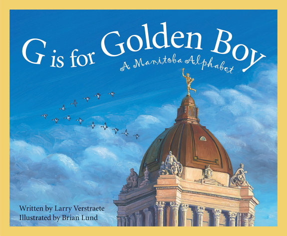 G is for Golden Boy