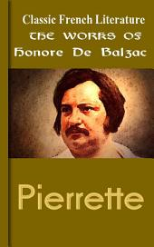Pierrette: Works of Balzac