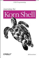 Learning the Korn Shell PDF