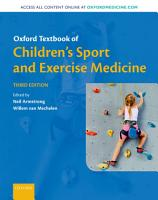 Oxford Textbook of Children s Sport and Exercise Medicine PDF