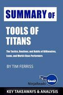 Summary of Tools of Titans PDF