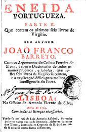 Eneida portugueza: Volume 2
