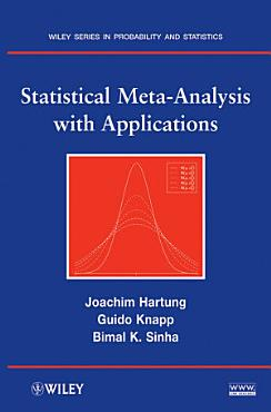 Statistical Meta Analysis with Applications PDF