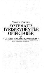 Systema Jurisprudentiae Opificiariae in formam artis redactae     PDF