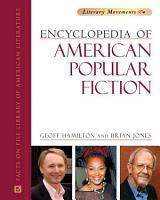 Encyclopedia of American Popular Fiction PDF