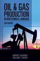 Oil   Gas Production in Nontechnical Language  2nd Edition PDF