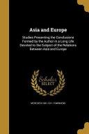 ASIA   EUROPE PDF
