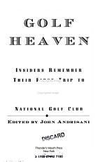 Golf Heaven PDF