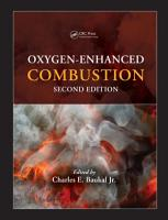 Oxygen Enhanced Combustion  Second Edition PDF