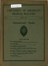 Medical Bulletin: Volume 1, Issue 2
