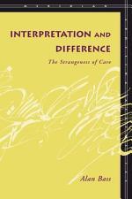 Interpretation and Difference