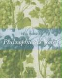 Philosophie des Weins PDF