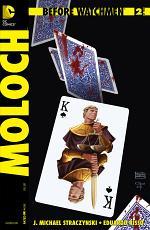 Before Watchmen: Moloch (2012) #2