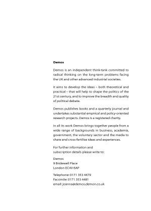 After Social Democracy PDF