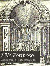 L'île Formose: histoire et description