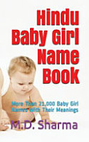 Hindu Baby Girl Name Book PDF