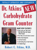 Dr  Atkins  New Carbohydrate Gram Counter