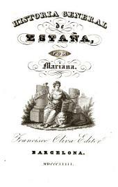 Historia general de España: Volumen 4