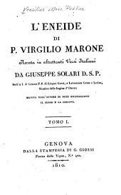 L'Eneide di P. Virgilio Marone: Volume 1