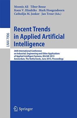 Recent Trends in Applied Artificial Intelligence