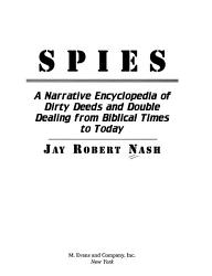 Spies Book PDF