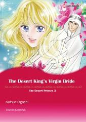 THE DESERT KING'S VIRGIN BRIDE: Harlequin Comics