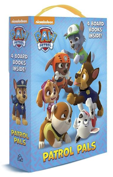 Download Patrol Pals  Paw Patrol  Book