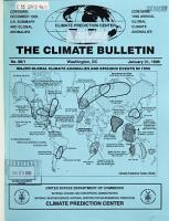 The Climate Bulletin PDF