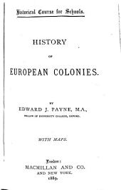 History of European Colonies