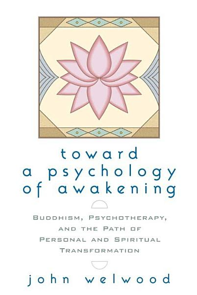 Download Toward a Psychology of Awakening Book