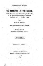 Chronologisches Register der fränkischen Revolution, 22 Febr. Vermehrt und fortgesetzt von K. Jochmus