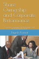 Share Ownership and Corporate Performance