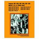 Jaguar Xk120, Xk140, Xk150, Mark 7, 8, 9 1948-1960 Owners Workshop Manual