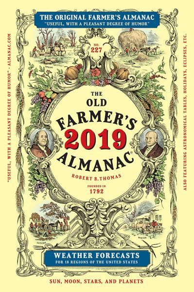 Download The Old Farmer s Almanac 2019 Book