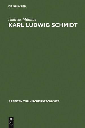 Karl Ludwig Schmidt PDF