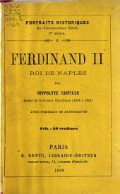 Ferdinand II, roi de Naples