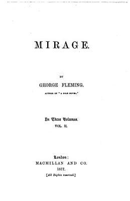 Mirage  by George Fleming PDF