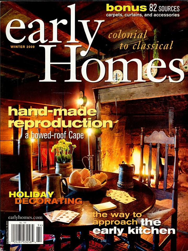 Early Homes
