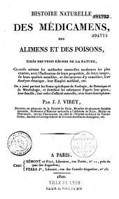 Histoire naturelle des médicaments