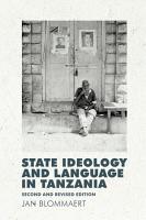 State Ideology and Language in Tanzania PDF