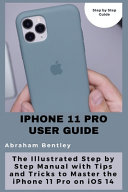 IPhone 11 Pro User Guide