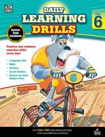 Daily Learning Drills  Grade 6 PDF