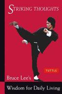 Bruce Lee Striking Thoughts PDF