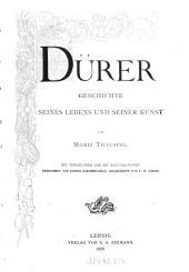 Dürer0: Geschichte seines Lebens und seiner Kunst