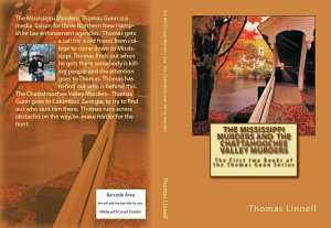 The Mississippi Murders and The Chattahoochee Valleys  The First two books of the Thomas Gunn Series